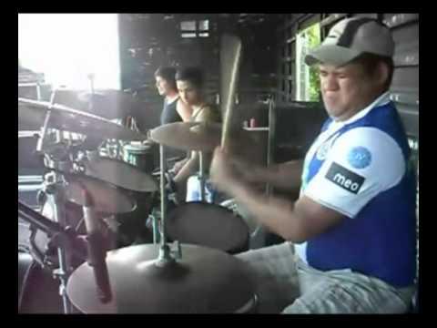 Tony Drums Com Forró Safado Chame Bina Show em Pocinhos PB