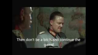 Hitler plays SCP-087-B