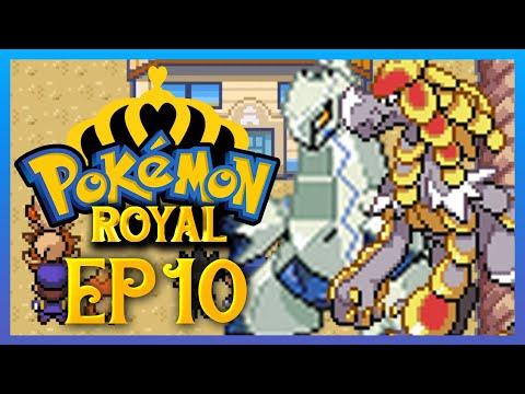 Pokemon Royal Part 10 CAPTAIN AND GYM LEADER - pokemon Fan Game Gameplay Walkthrough