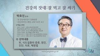 명의와 함께하는 강남 건강 콘서트 - 잘 먹고 잘싸기(박효진교수)