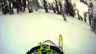 7. 2014 Ski-doo freeride 154