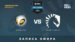 Dignitas vs Liquid - ESL Pro League S7 NA - de_train [SleepSomeWhile, GodMint]
