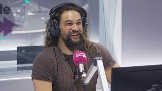 Jason Momoa: ASMR, hipsters & his new YouTube channel