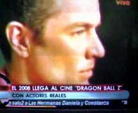 Dragon Ball Z la película se estrena en Agosto