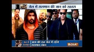Download Video Salman Khan has a life threat inside Jodhpur jail, reveals actor's advocate MP3 3GP MP4