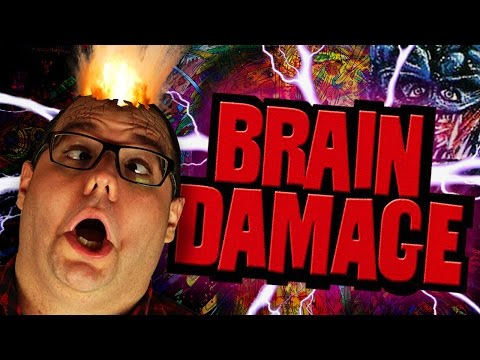 Brain Damage (1988) - Blood Splattered Cinema (Horror Movie Review)
