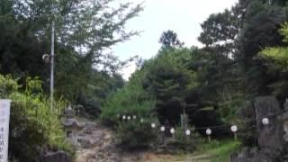 石上げ祭(13)尾張富士 近郷から仰ぐ尾張富士