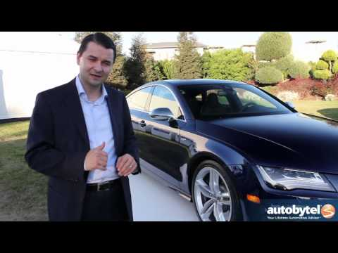 2013 Audi S6/S7/S8 Video Walkaround