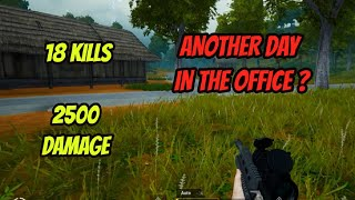 Another day in the office? 18 Kills  | PLAYING DUOS | PUBG MOBILE