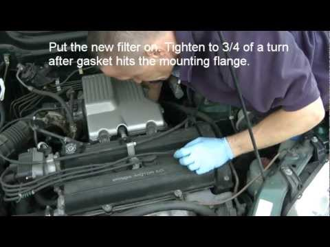 Honda CR V - How to change oil in Honda CR-V.