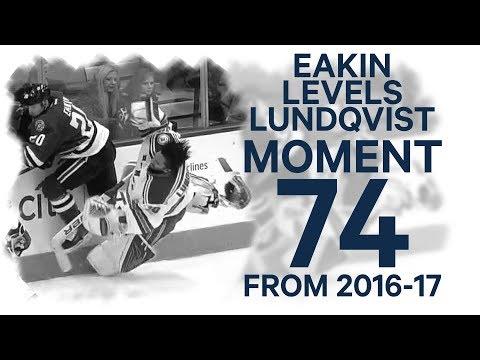Video: No. 74/100: Eakin creams King Henrik