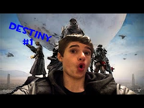 Destiny: urli mostri ed Halo 3 #1 (видео)