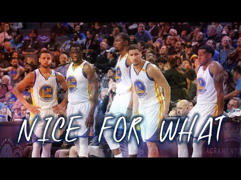Golden State Warriors NBA Mix - Nice For What