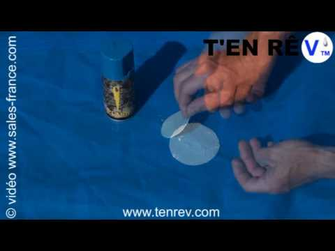 Comment reparer liner piscine for Rustine liner piscine