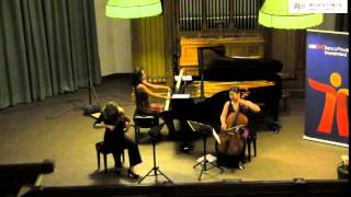 A. Dvorak Piano Trio No. 4