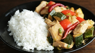 Takeout-Style Kung Pao Chicken by Tasty