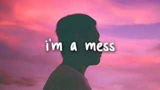 bebe rexha - i'm a mess // lyrics