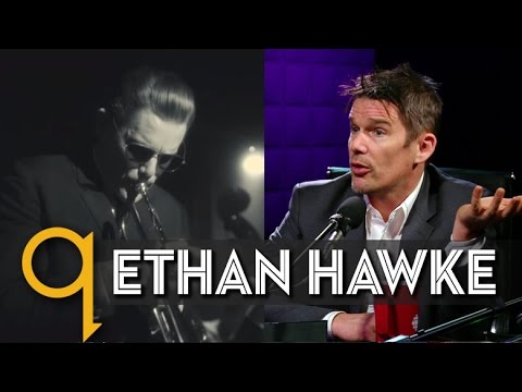 Ethan Hawke Channels Chet Baker In 'Born To Be Blue'