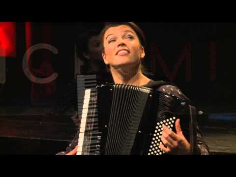 Ksenija Sidorova at ZURICH.MINDS: The Wonders of the Accordeon