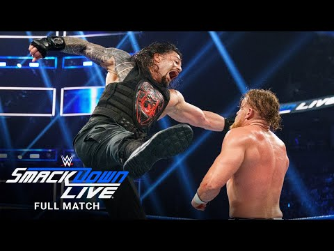 FULL MATCH - Roman Reigns vs. Murphy: SmackDown LIVE, August 13, 2019