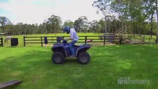 10. 2016 Yamaha Grizzly 700 ATV review | Farms & Farm Machinery