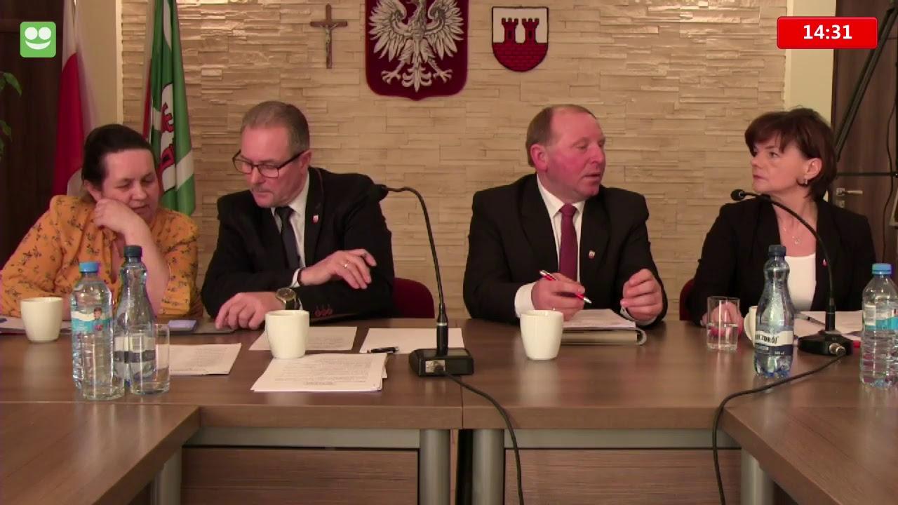 Sesja Rady Grzegorzewa - 19.02.2019