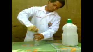Fabricación Casera de Abono Foliar Líquido BIOL-F.I.Q-UNT