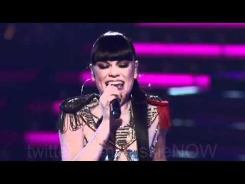 Team Christina - Jessie J performs Domino with team #xtina on the voice USA! Don't forget to follow us on twitter for more http://twitter.com/jessienow.