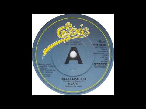 Heart - Tell It Like It Is - Billboard Top 100 of 1981