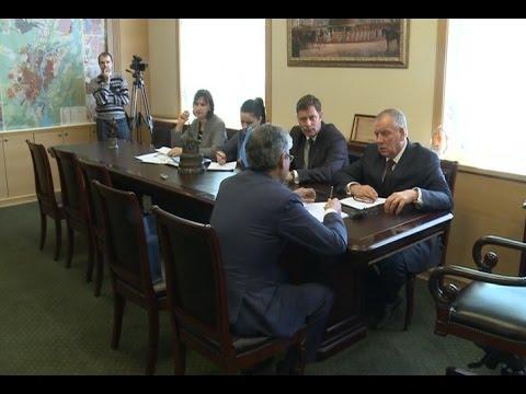 Новгородскую область посетил генеральный консул Республики Казахстан в Санкт-Петербурге Ермек Примбетов