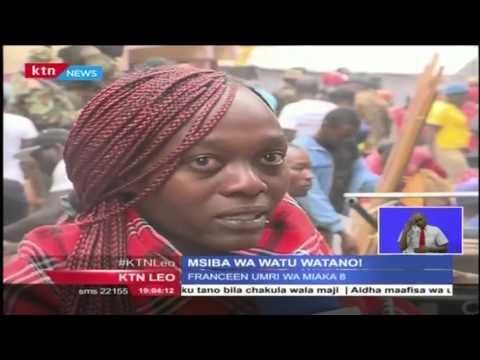 Msiba wa watu watano kutokana na jengo la Huruma kuporomoka