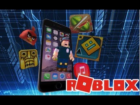 ESCAPE DO IPHONE 8 - Roblox