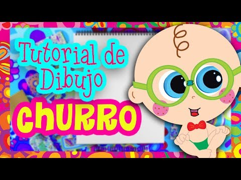 Tutorial De Dibujo - Churro