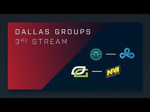 Groupstage Day 2 - Pro League Finals Dallas - /w Hugo & Harry