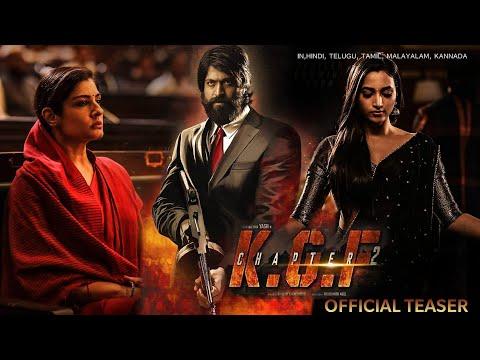 KGF Chapter 2: KGF 2,Sanjay Dutt, Yash, Prashant Neel,Raveena, KGF 2 Teaser Trailer, Kgf 2 New Look,