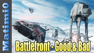 Star Wars Battlefront: Disappointing & Amazing News