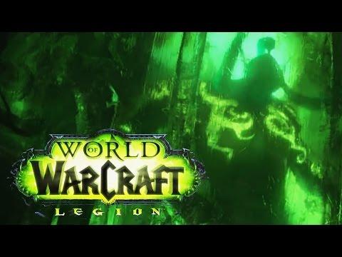Препатч World of Warcraft: Legion (обзор)