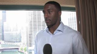 Patrick Patterson Draft Combine Interview - Part 2