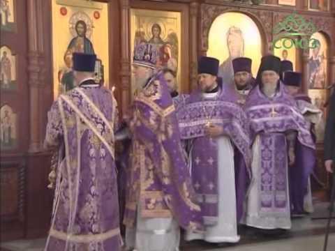 Патриарх Кирилл посетил Алексеевский монастырь