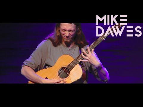 Mike Dawes – Somewhere Home (Official Live Video) – Solo Guitar
