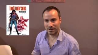 Les Questions Aléatoires : Christophe BEC (Angoulême 2017) - Interview - OLYMPUS MONS
