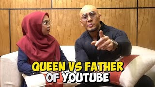 Video AKHIRNYA KETEMU FATHER OF YOUTUBE, Dikritik Abis-Abisan😭 - RICIS KEPO MP3, 3GP, MP4, WEBM, AVI, FLV April 2019