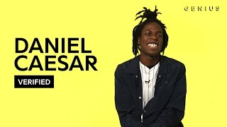 "Video Daniel Caesar ""Get You"" Official Lyrics & Meaning 