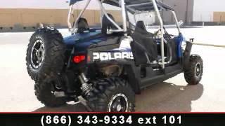 8. 2011 Polaris Ranger RZR 4 800 EPS Robbie Gordon - RideNow P