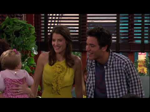 Robin Is Scared of Babies [How I Met Your Mother 4x7]