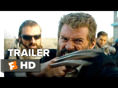 Logan Official International Trailer 1 (2017) - Hugh Jackman Movie