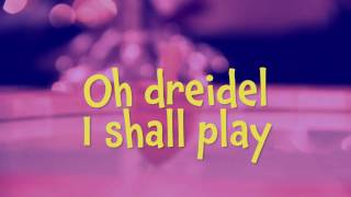 Dreidel Song – A Lyrics Video for Hanukkah