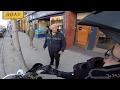foto ILLEGAL parking next to Cop! [BADASS ALERT]