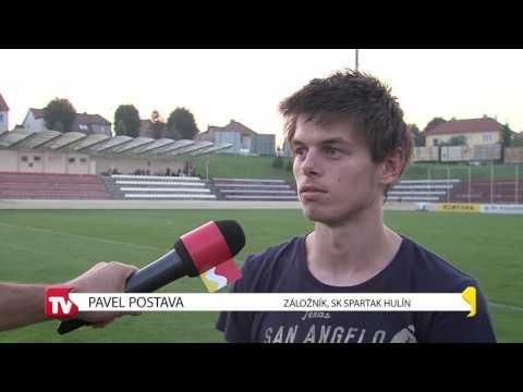 TVS: Fotbal Kroměříž-Hulín