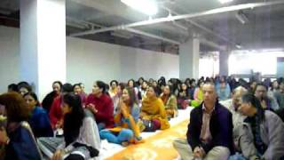Sai Bhajan At 84th Birthday Celebration Of Sathya Sai Baba At New York